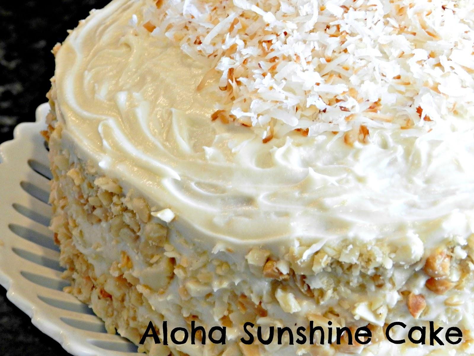 cake pineapple sunshine cake memaw s lemon sunshine cake sunshine cake ...