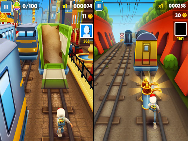 Play subway surfers game online free download