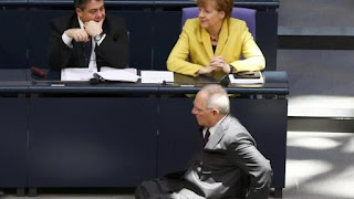 Ρήγμα για την Ελλάδα στις σχέσεις Μέρκελ-Σόιμπλε