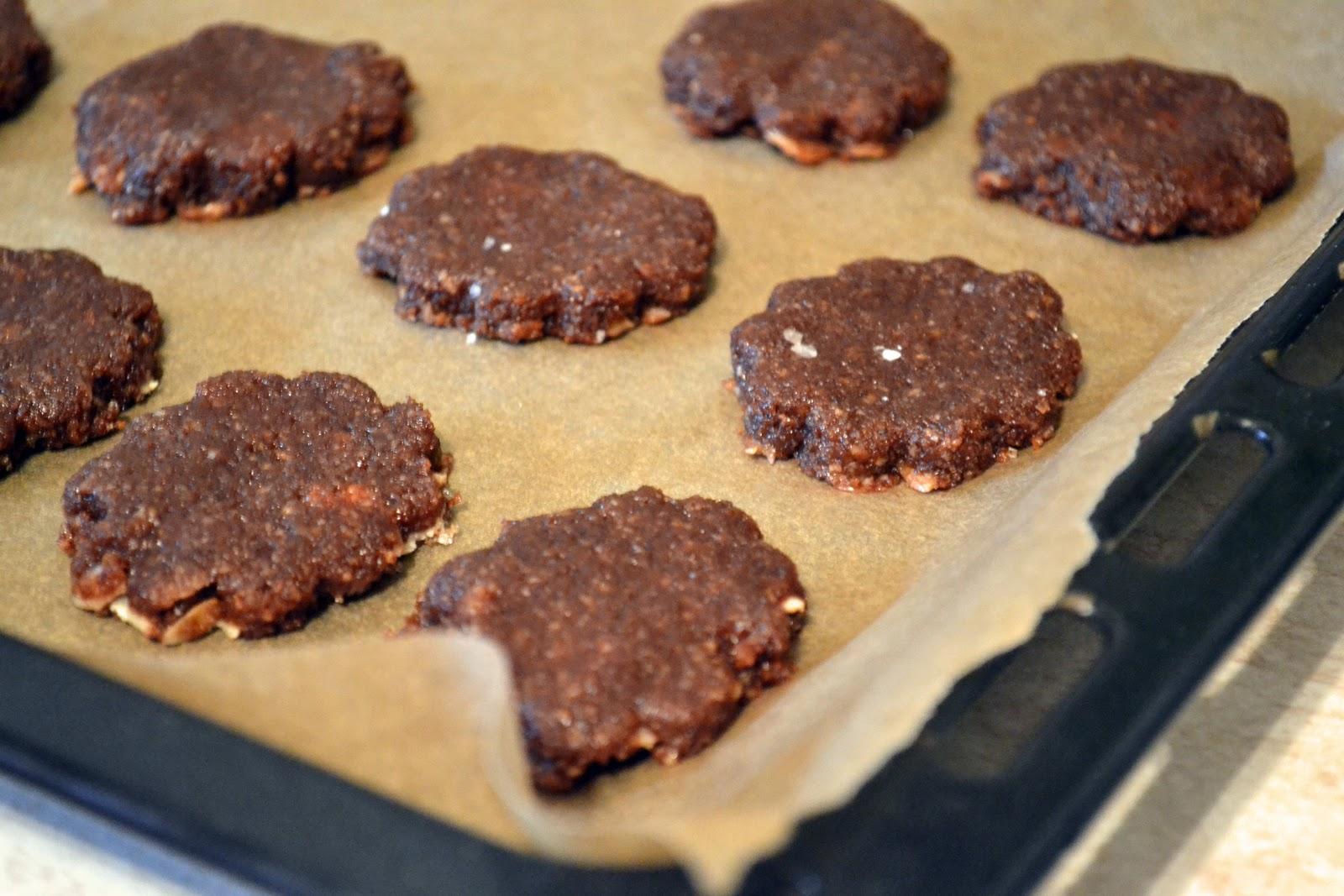 базельские брунелли печенье рецепт