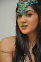 Sakshi Choudhary stunning beauty in Ghahgra Choli Lovely pics