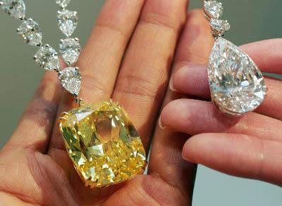 DCLA diamonds: The King of Really Big Diamonds Heads to China