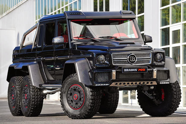texas armoring mercedes g63 amg 6x6 greenstylo. Black Bedroom Furniture Sets. Home Design Ideas