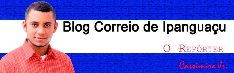 BLOG CORREIO DE IPANGUAÇU