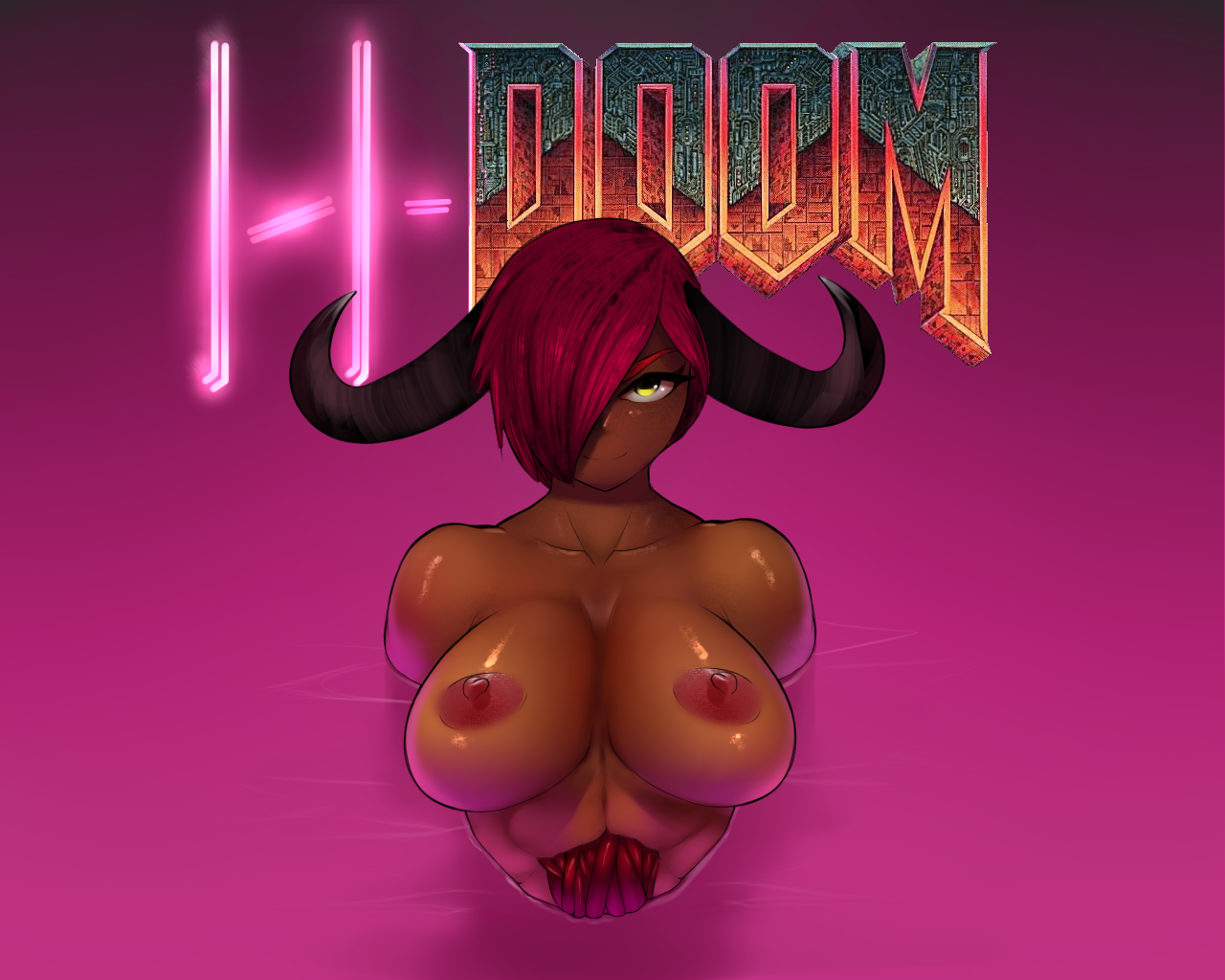 H-doom hentai hentai photo