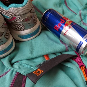 Wings for Life World Run Red Bull Nicole Tattersall