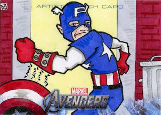 avengers assemble, j(ay), captain america, magnets