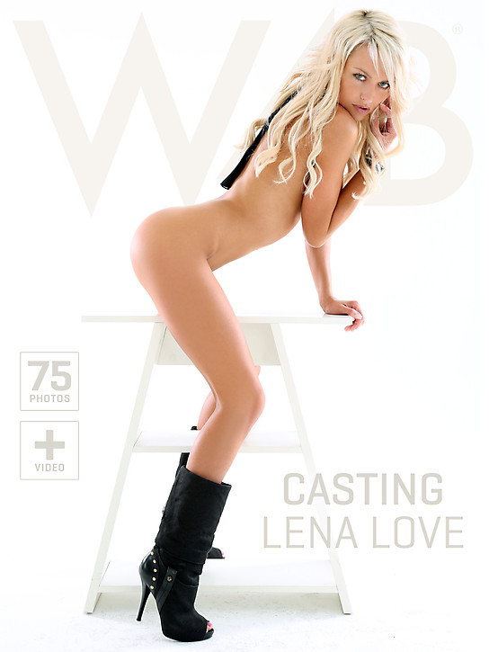 W22B 2012-10-02 Lena Love – Casting