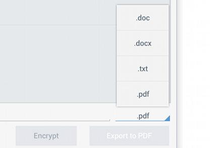 converter para pdf no android