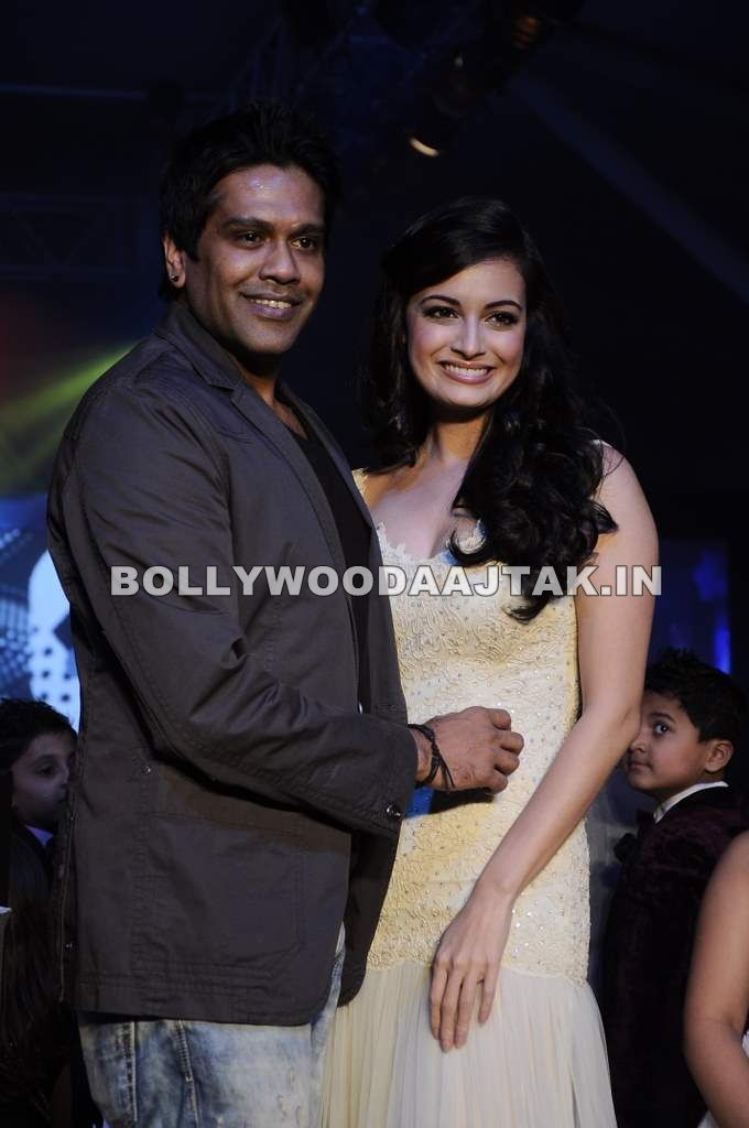 Dia Mirza Ramp Walk 1 - Dia Mirza Ramp Walk for Rocky S