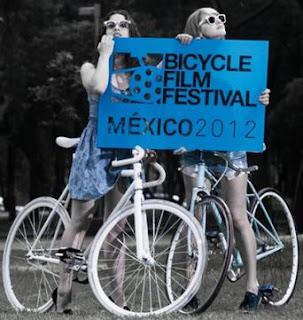 Bicycle Film Festival Ciudad de México 2012