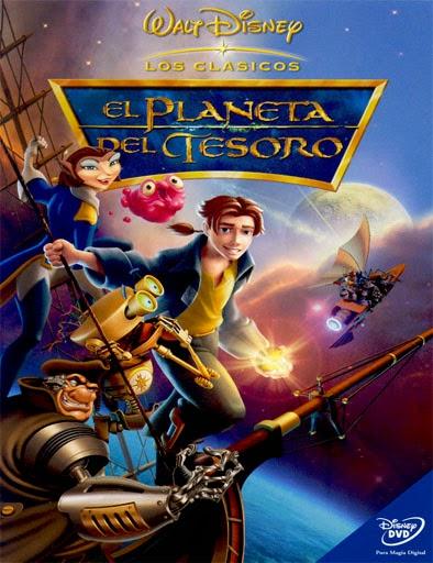 Ver El planeta del tesoro (2002) Online