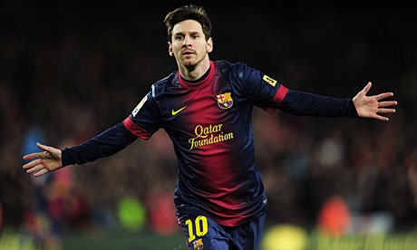 Lionel Messi Pemain Yahudi Barcelona Argentina