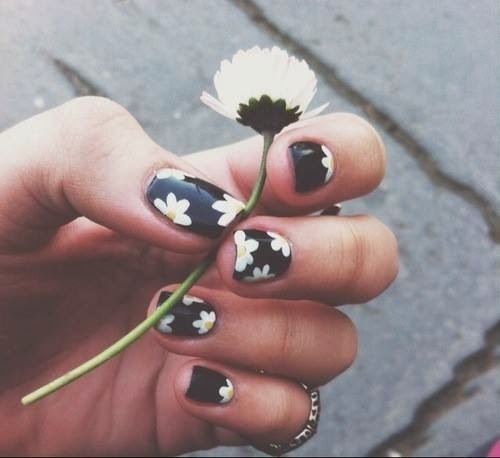 Ladies Nails Trends (three pics)...