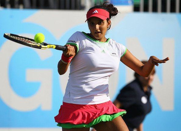 sania mirza aegon open clic - august 2011 photo gallery