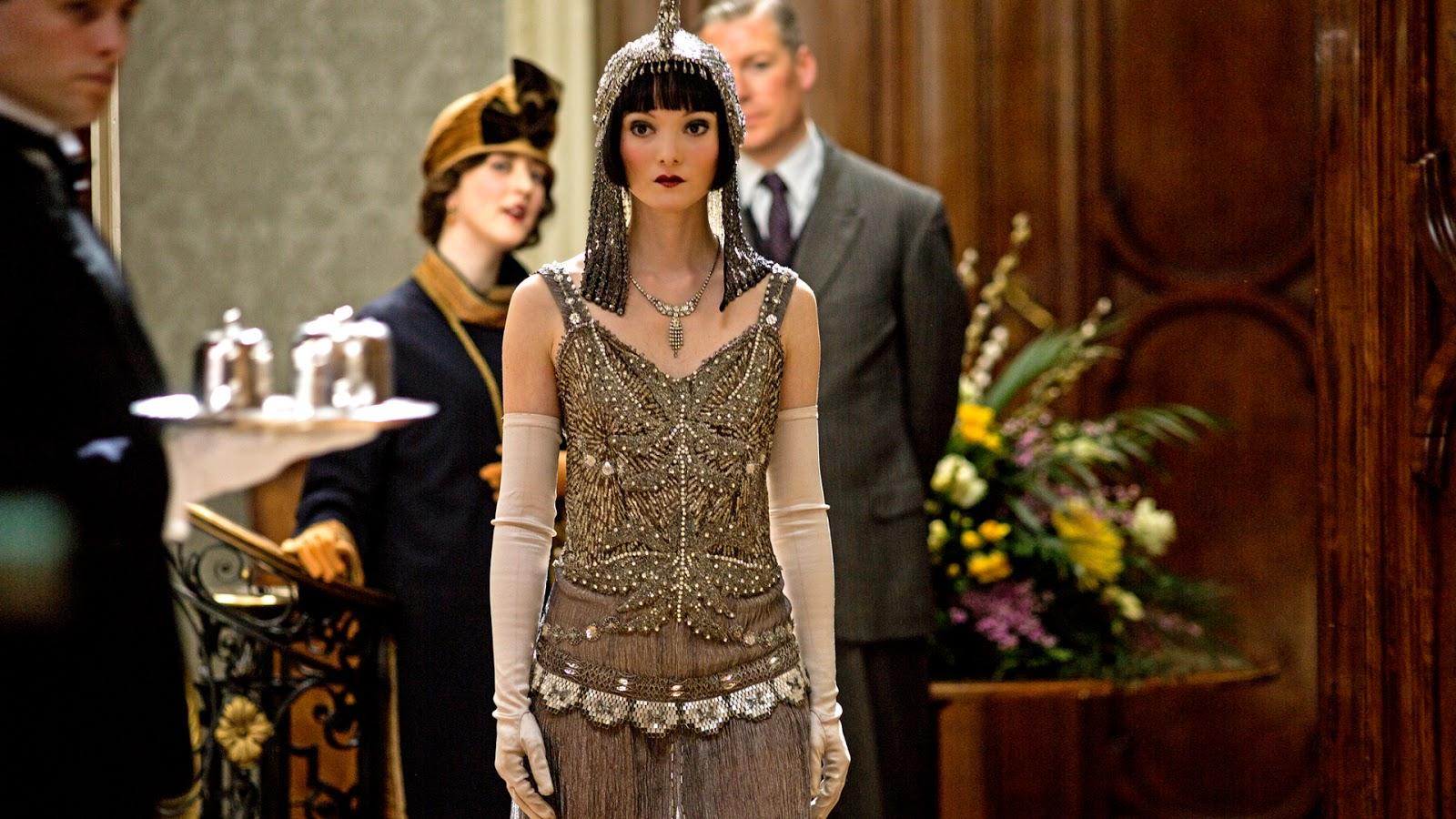 Downton abbey 20 s fashion show by anna mary scott robbins time warp