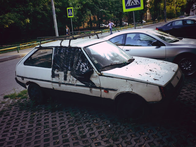 Moscow cars