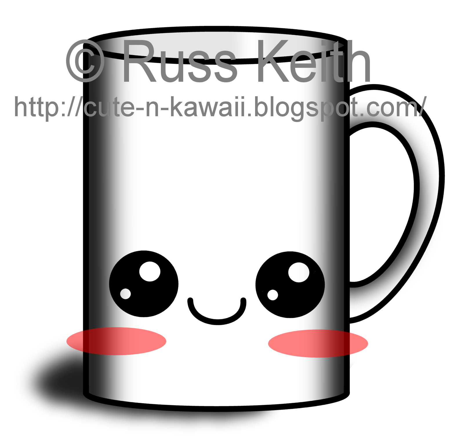 Cute N Kawaii How To Draw A Kawaii Coffee Cup