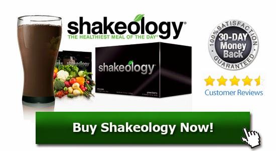 Shakeology Risk-Free!