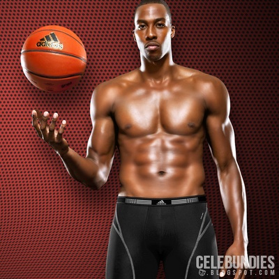 Dwight Howard Body