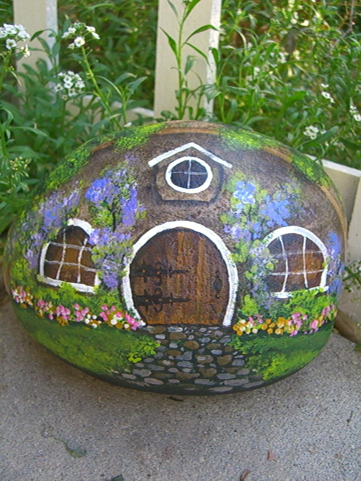 Inkspired musings not just your normal rock - Great hobbit home designs ...