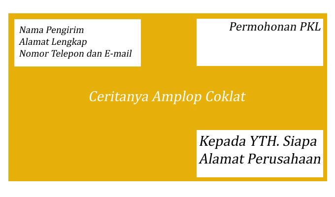 Contoh Pengiriman Surat Lamaran Via Pos - Contoh Dan Cara