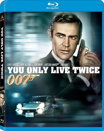 James Bond You Only Live Twice 1967 Dual Audio Hindi BluRay Download