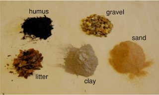 Earth learning idea make your own soil for What is the origin of soil