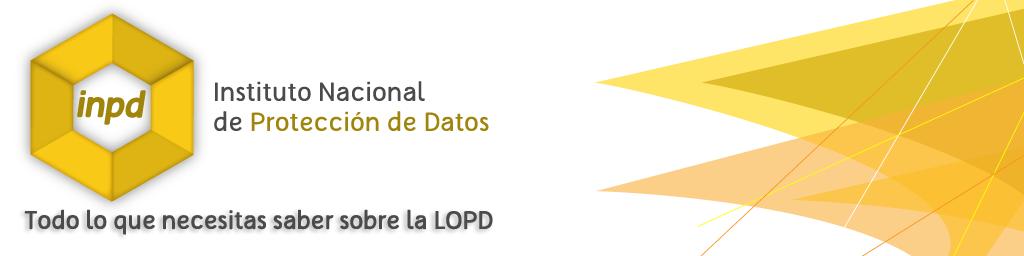 Instituto Nacional Protección de Datos