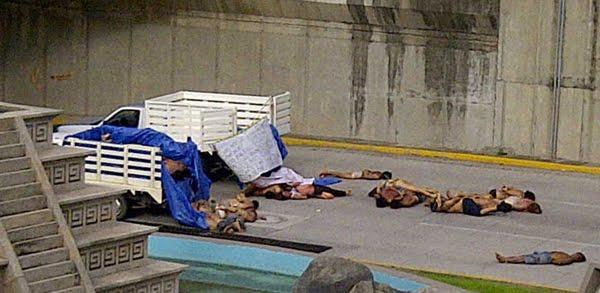 35 Zetas executed in Boca del Rio  VeracruzZetas Cartel Victims