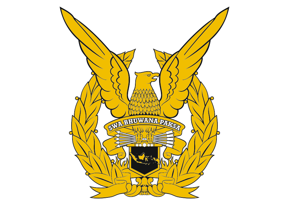 Download Logo TNI AU (Angkatan Udara) Vector