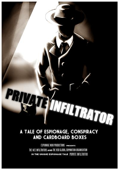 Private Infiltrator PC Full DEFA