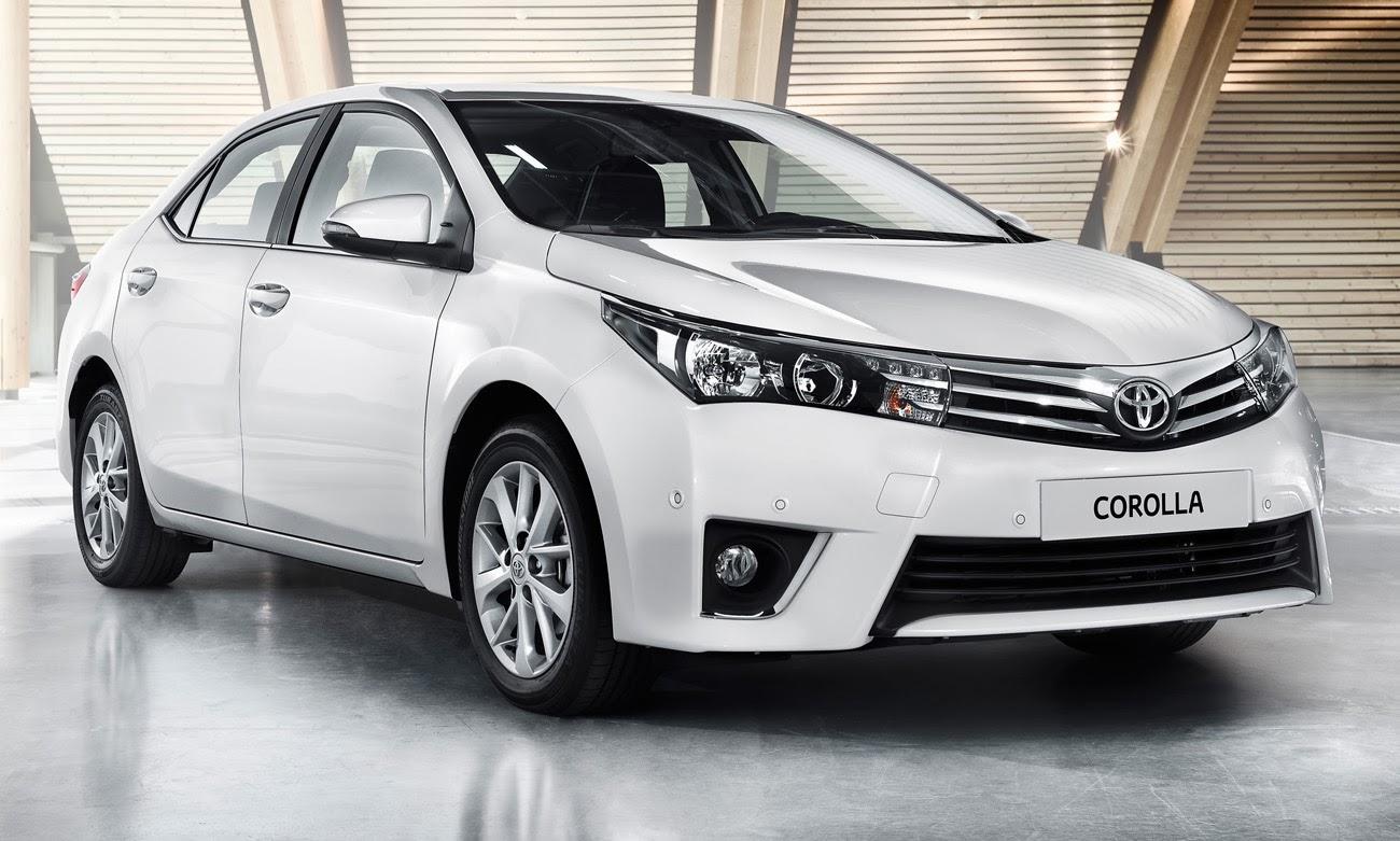 Spesifikasi dan Harga Mobil Toyota Corolla