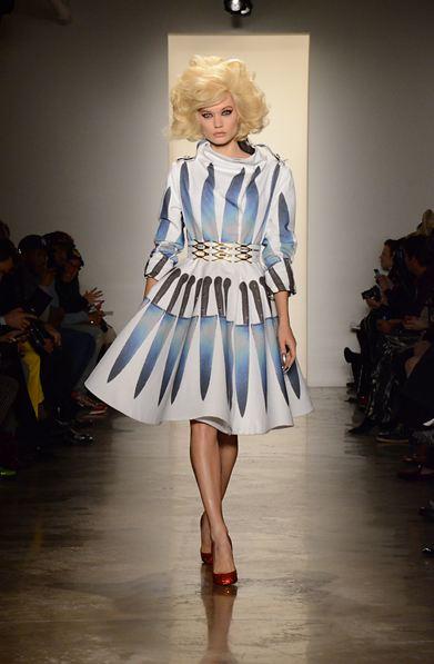 Slasher Sashay, nyfw, new york fashion week, runway show, fall 2013