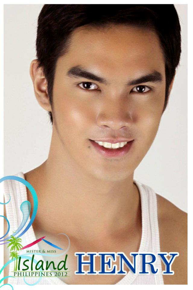 Mister Island Philippines 2012 Henry Recinto