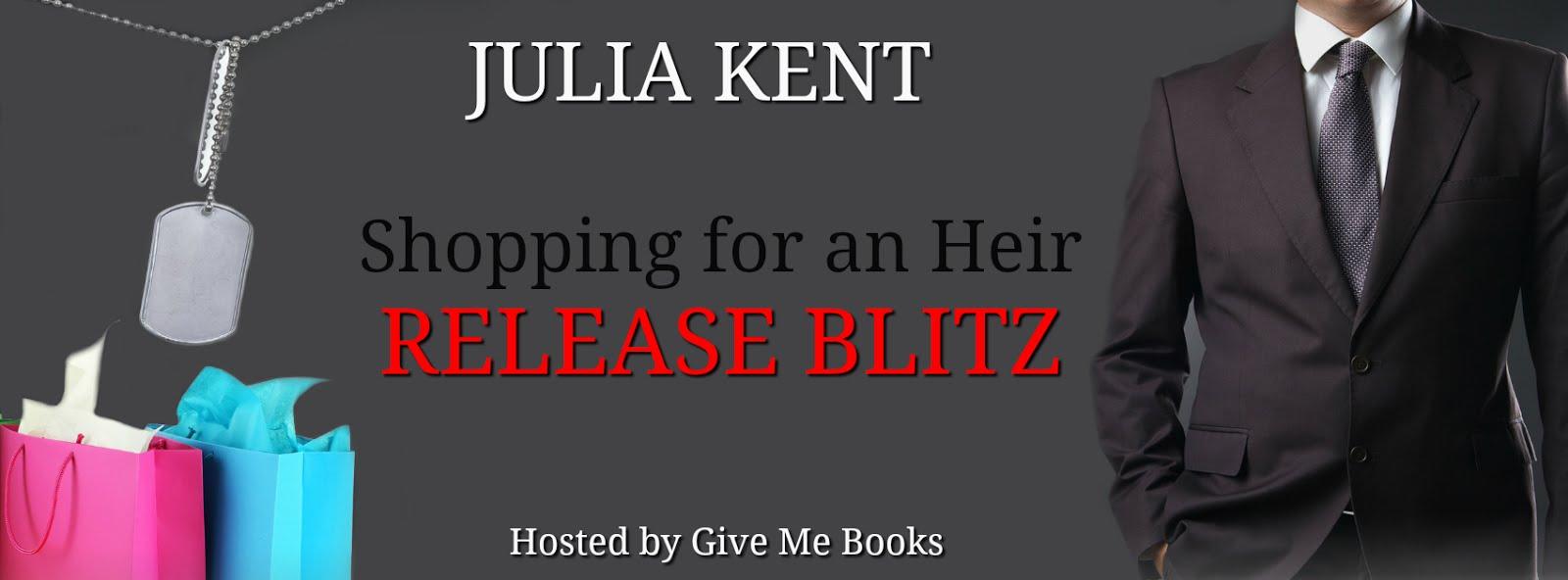 Shopping For An Heir Release Blitz