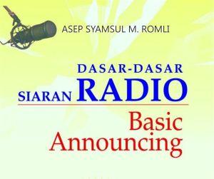 dasar-dasar siaran radio
