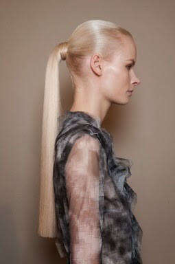 How to create the look of Redken for Bottega Venetta Fall-Winter 2014