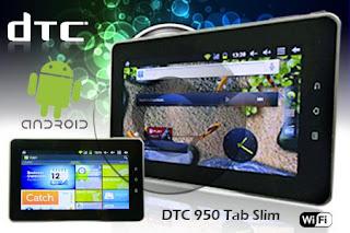 DTC DPAD-950 TAB SLIM