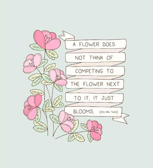 Emma Margaret Illustration Wis Words Blooms 2015