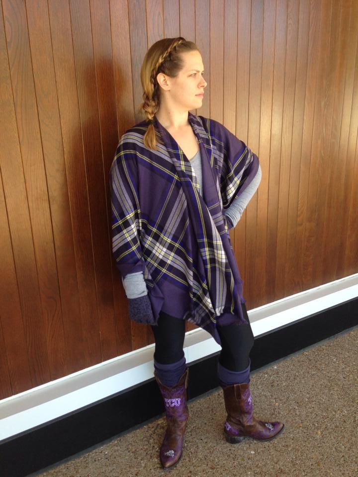 lululemon pranayama scarf nightfall purple
