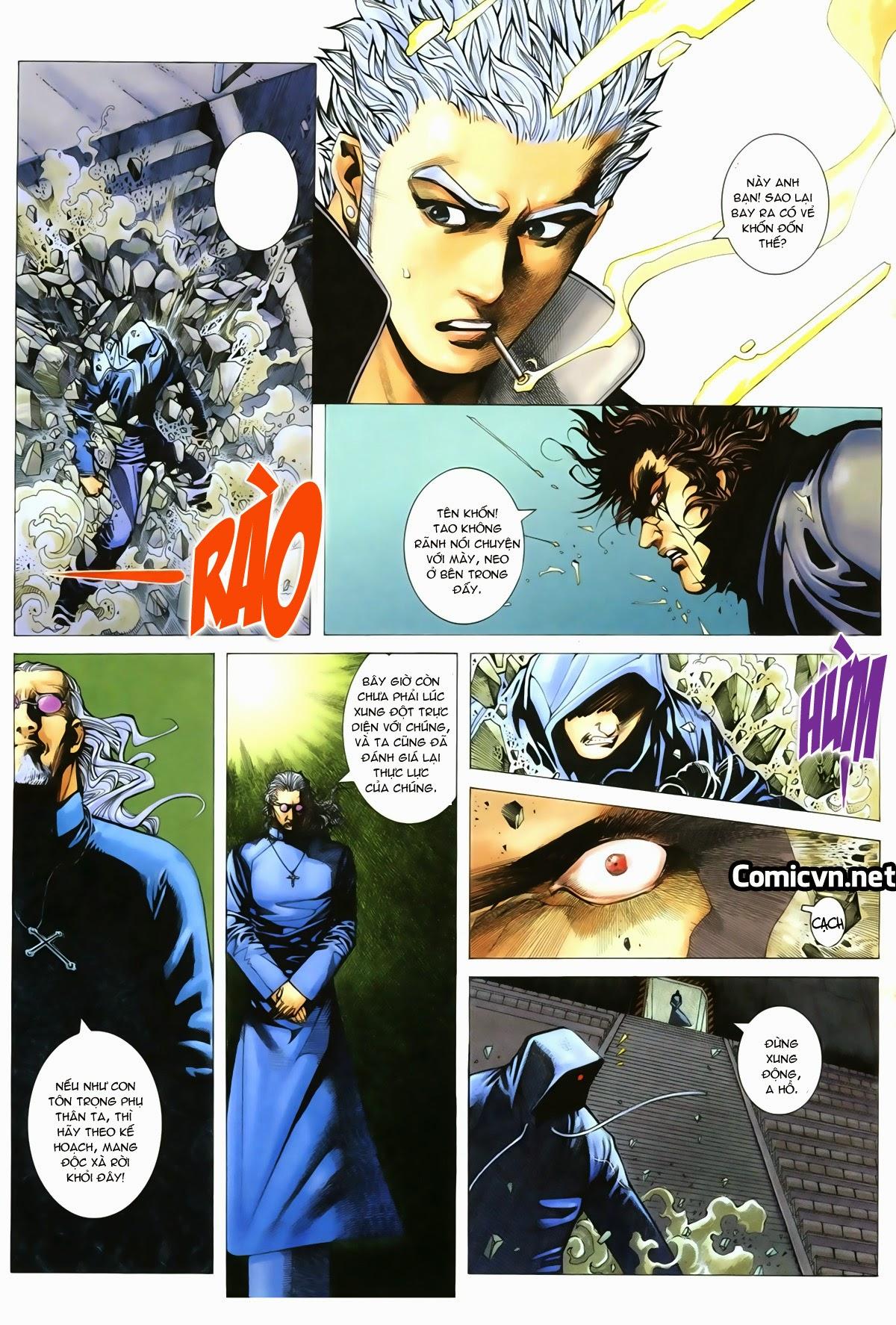 Tuyệt Địa Thiên Hành chap 8 Trang 20 - Mangak.info
