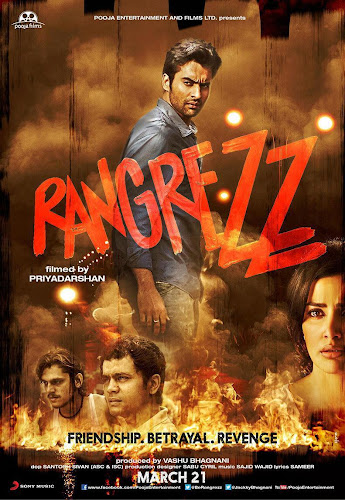 Rangrezz (2013) Movie Poster