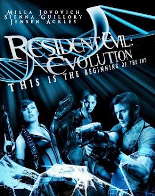 Resident Evil: Retribution (Resident Evil 5: Venganza)(Resident Evil Begins)(2012) 5 poster movie online