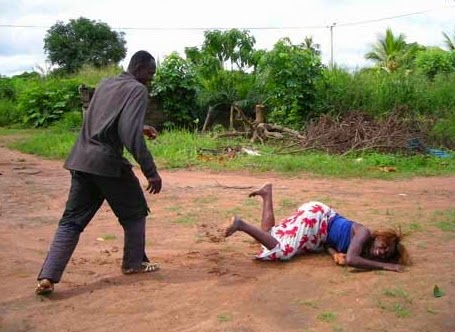 husband beats wife lagos over sex