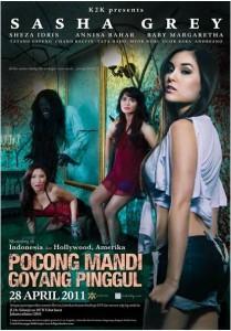 Pocong mandi goyang pinggul (2011) DVDRip XviD