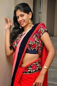 actress om sizzling photos in saree-thumbnail-42