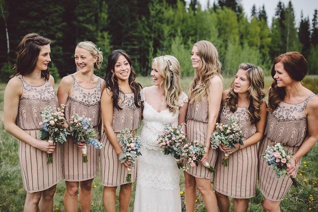 Kristin Cavallari Wedding Bridesmaids