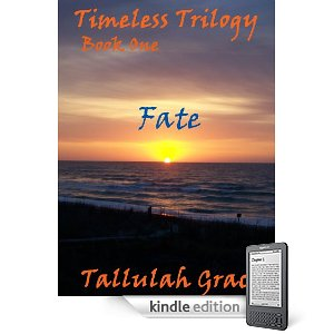 Interview With :   Tallulah Grace, Author of Fate