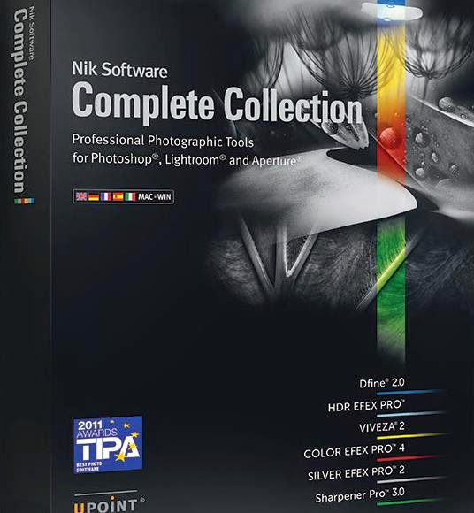 FREE Nik Software Complete Collection 1.1